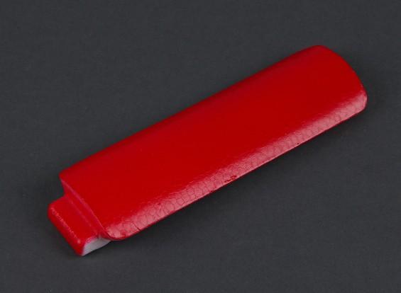 Durafly ™ EFX Racer - Remplacement de la batterie Hatch (Rouge)