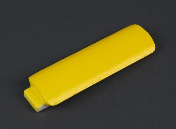 Durafly ™ EFX Racer - Remplacement de la batterie Hatch (Jaune)