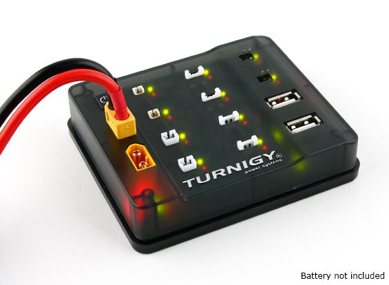 Turnigy Micro Battery Box de charge