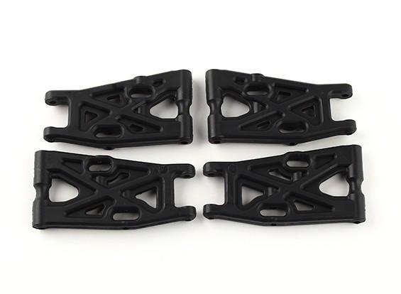 F / R Lower Susp. Arms Set (4pcs) - A3011