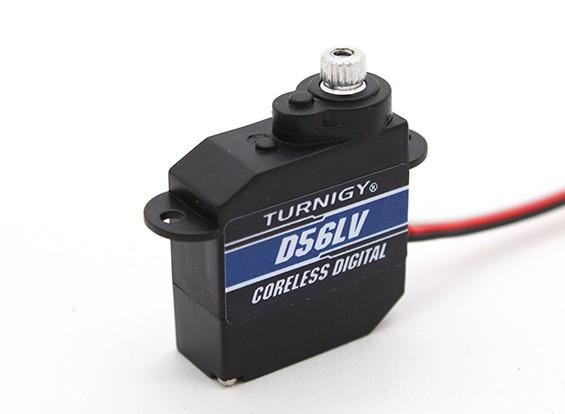 Turnigy ™ GTY-D56LV Coreless basse tension DS / MG Servo 0,89 kg / 0.10sec / 5,6 g