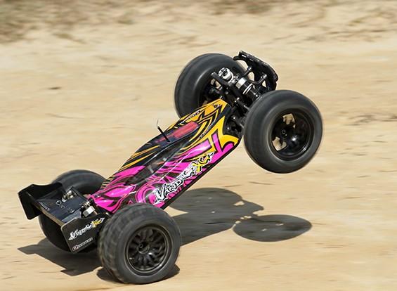 1/10 Quanum Vandal XL 4wd Monster Buggy (ARR)
