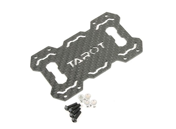 Tarot T810 et T960 Carbon Fibre Battery Mount