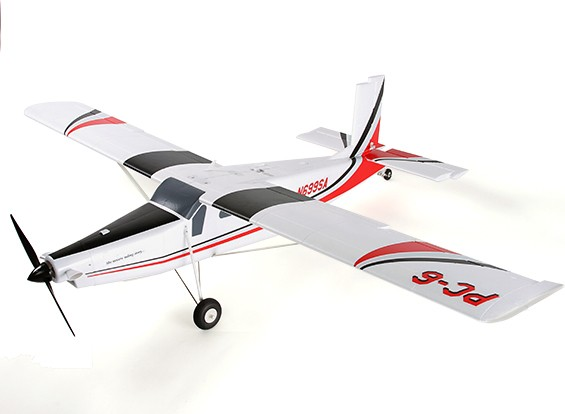 Pilatus PC-6 Turbo Porter EPO formateur 1700mm (PNF)