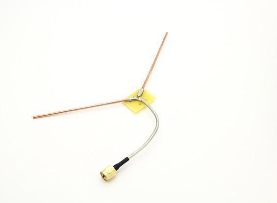 900MHz 120 ° Flying V Antenne (RP-SMA)
