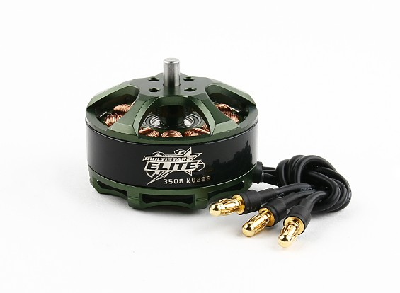 Multistar Elite 3508-268KV High Voltage Endurance Motor