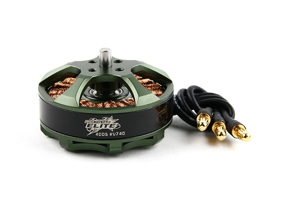 Multistar Elite 4006-740KV Multi-Rotor Moteur