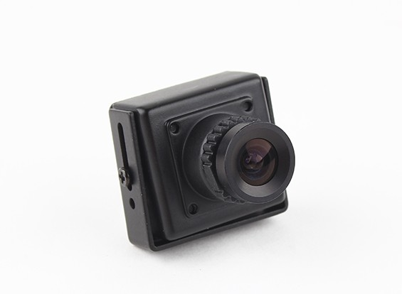 Fatshark 700TVL Résolution FPV Haute CCD Tuned Caméra V2 (PAL)
