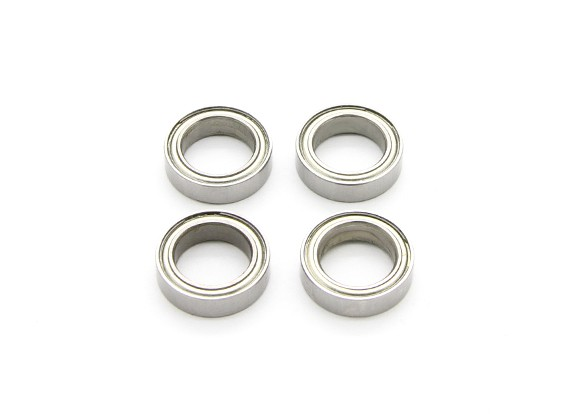 BSR Racing M.RAGE 4WD M-Chassis - Roulements 10x15x4mm (4pcs)