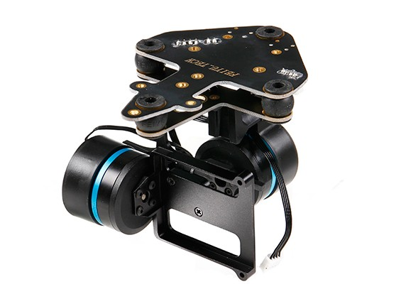 FeiyuTech FY-G3 2-Axis Brusless Gimbal Pour Multi-Rotor et aéronefs