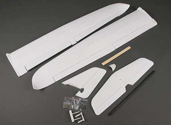 Firstar 1600mm - Wing Tail Set