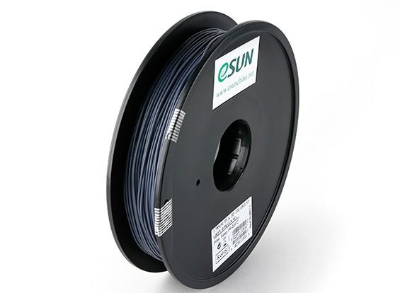 ESUN Imprimante 3D Filament Gris 1.75mm PLA 0.5KG Spool