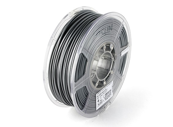 ESUN Imprimante 3D Filament Argent 3mm PLA 1KG Rouleau