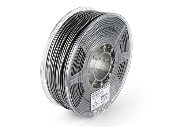 ESUN 3D Filament Imprimante 3mm Argent ABS 1KG Rouleau