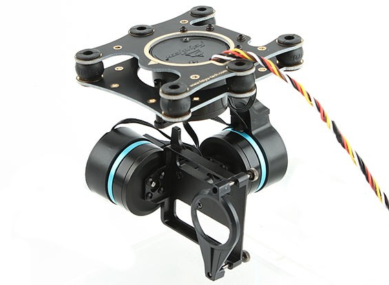 FeiyuTech G3 3-Axis Brushless Gimbal pour Multi-Rotor ou d'un aéronef