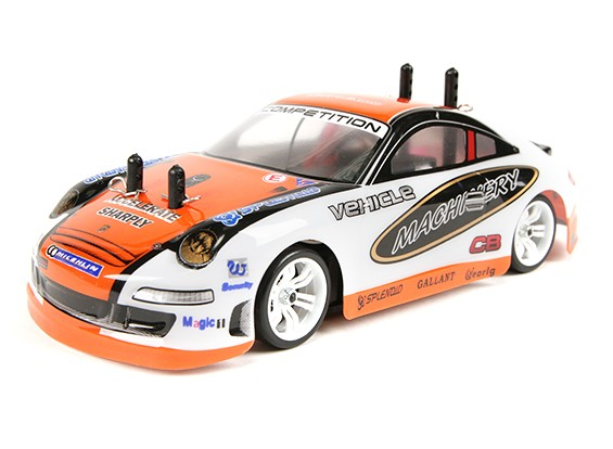 Turnigy TZ4 AWD 1/28 Micro Touring Car Ver.2 Drift édition