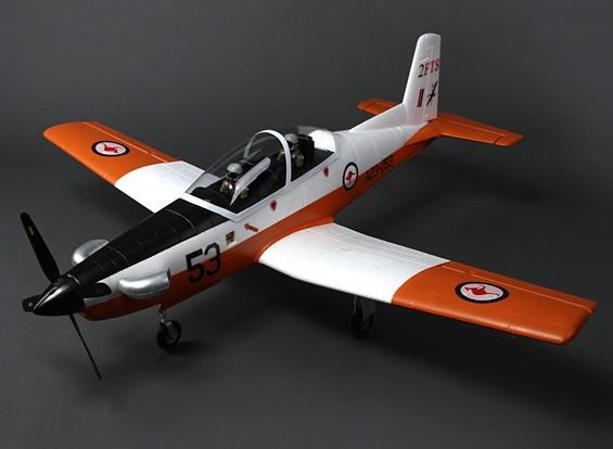 Pilatus PC-9 Warbird formateur 1200mm (PNF)