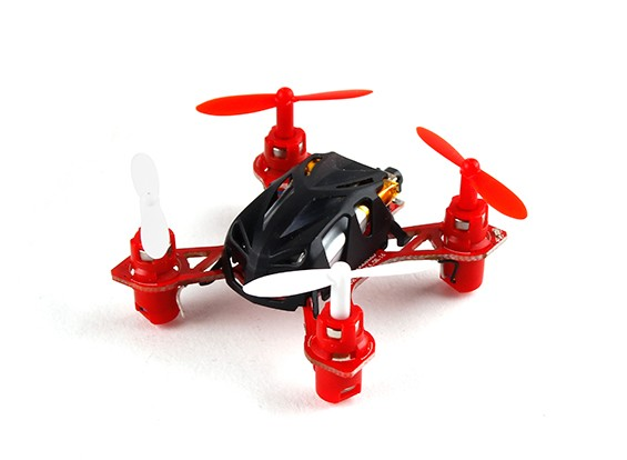 WLtoys V272 2.4G 4CH Quadcopter couleur rouge (Ready to Fly) (Mode 2)