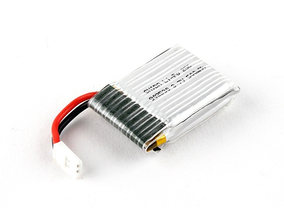 WLtoys V931 AS350 - Batterie 500mAh 25C LiPo