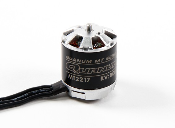 Quanum MT Series 2227 800kV Brushless Multirotor Moteur Construit par DYS