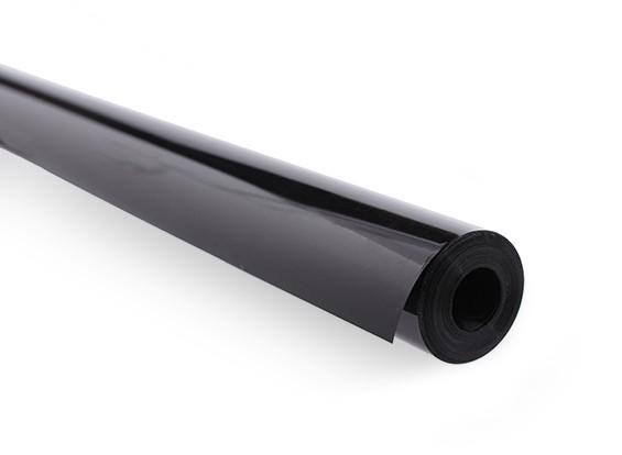 Couvrant Film Noir Solide (5mtr) 114