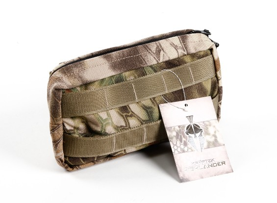 SWAT Utility Molle Pouch (Kryptenk Highlander)