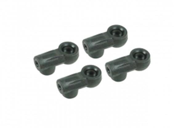 4.8mm Boule Fin Set pour Anti-Roll Bar (4pcs) - 3Racing SAKURA FF 2014