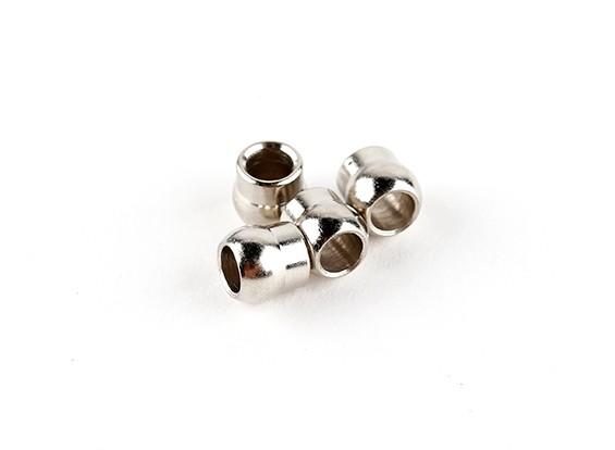 5mm Pivot Ball (4pcs) - 3Racing SAKURA FF 2014