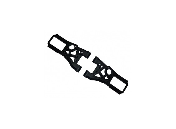 Graphite Composite Suspension avant bras - 3Racing SAKURA FF 2014