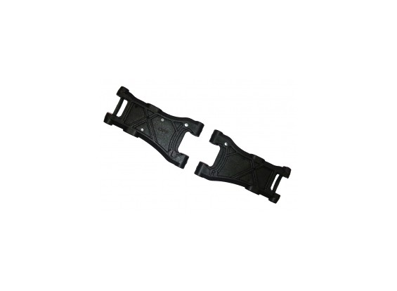 Suspension Graphite Composite arrière à bras - 3Racing SAKURA FF 2014