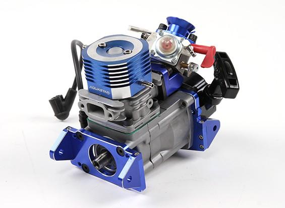 Moteur AquaStar AS26BD 26cc Watercooled Marine Gas Racing avec bobine d'allumage