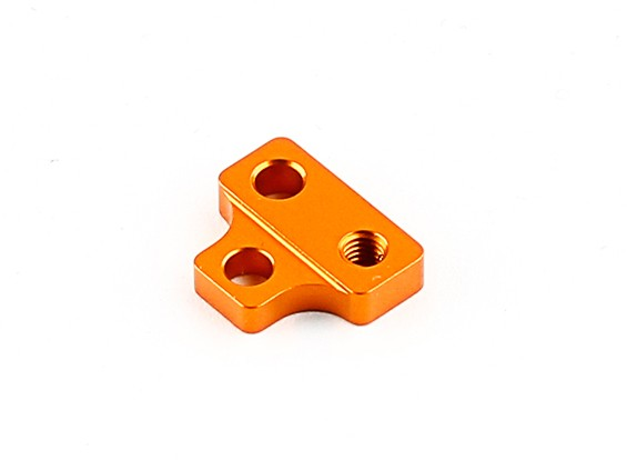 XRAY T4'15 1/10 Touring Car - Alu. Motor Mount Plate - orange