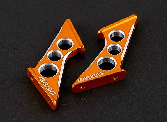 Actif Hobby Aluminum Wing Support de type A (Gold)