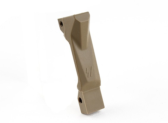 Madbull Frappez Industries Fang Trigger Guard (Coyote Brown)