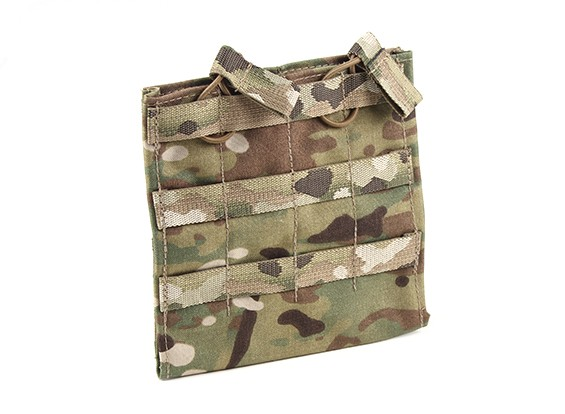 Grey Ghost Engrenage Double AK Panel Mag (de Multicam)
