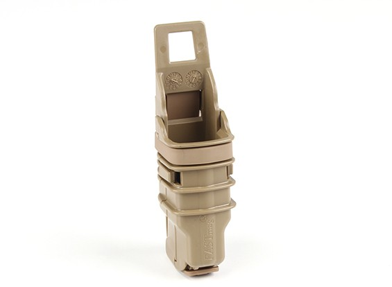 ITW Fastmag Pistolet / MOLLE-PALS (TAN)