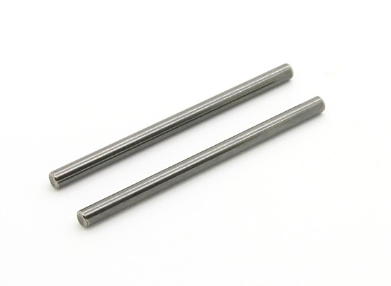 3x48.5 Arm Pin - BZ-444 Pro 1/10 4WD Buggy Racing