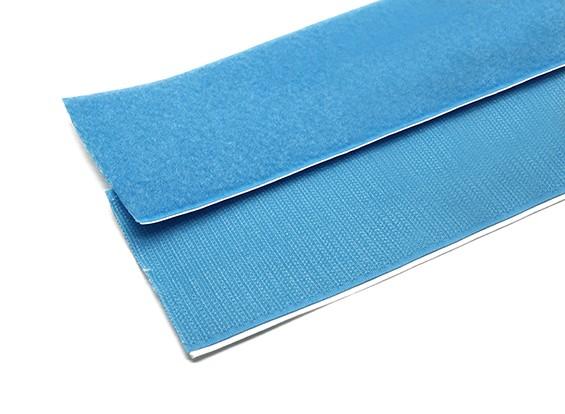 Polyester Velcro Peel-n-Stick auto-adhésif V-STRONG (1mtr)