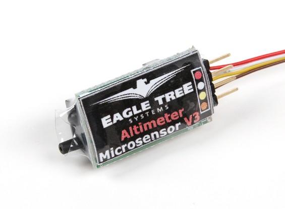 Eagle Tree Sytems V3 MicroSensor Altimètre