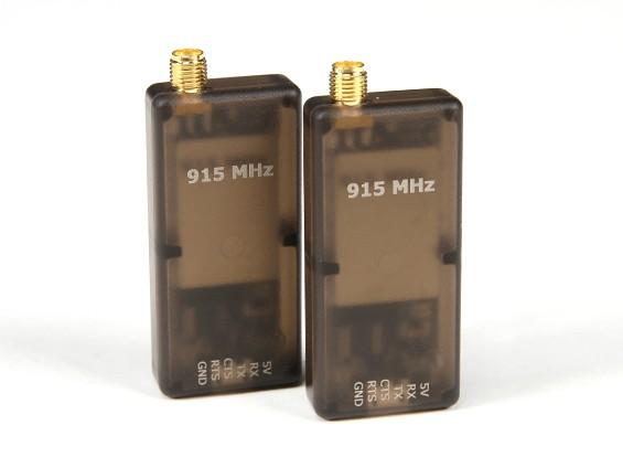HKPilot 500mW Transceiver Télémétrie Radio Set V2 (915 MHz)