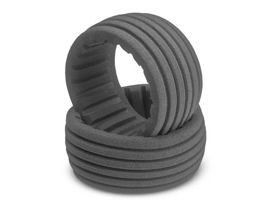 JConcepts Dirt-Tech 1 / 10e en petit bassin de camions Inserts Tire - Medium / Firm