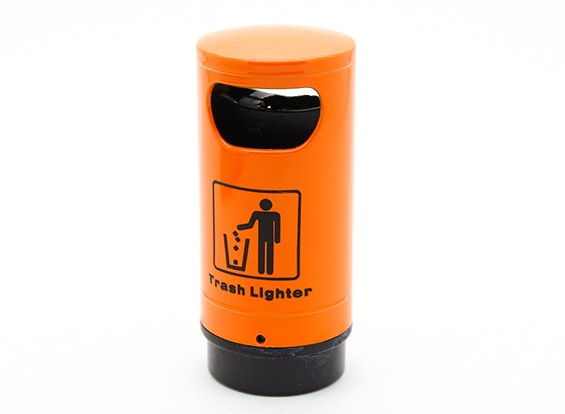 1/10 Barème Trash Can - orange