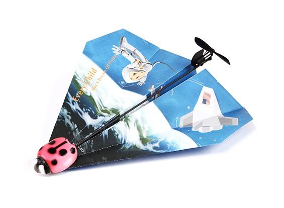 FlyDream Rêve 1 2.4G somatosensoriel Paper Aeroplane Set