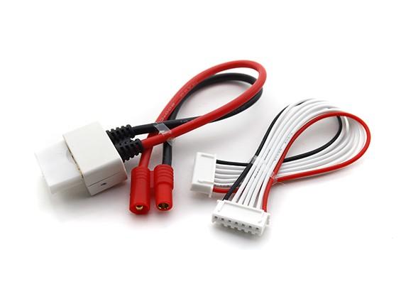 Walkera Tali H500 - remplacement du câble Chargeur Set