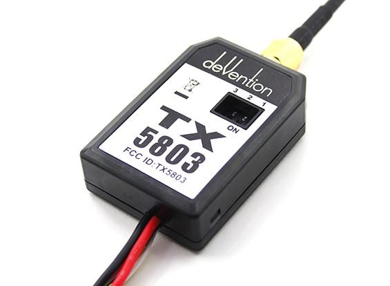 Walkera 5.8Ghz TX5803 200mW Transmetteur Vidéo FPV