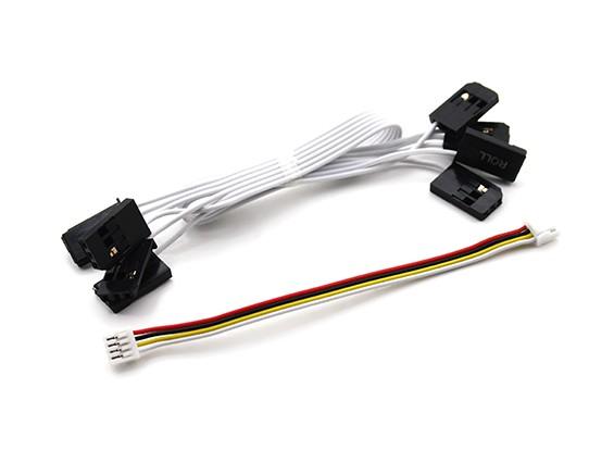 Walkera Tali H500 - remplacement du câble Bluetooth Datalink