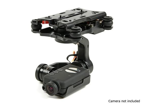 Quanum 3-Axis Mobius Caméra Based Gimbal