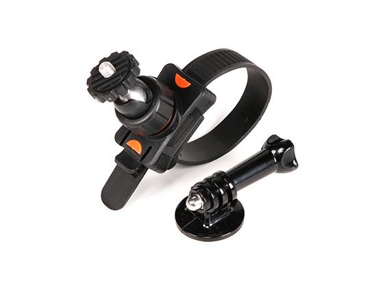 Type de courroie de fixation Support pour Turnigy action Cam / GoPro