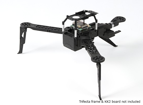 Quanum Trifecta Mini Pliable tricopter Expansion Pack