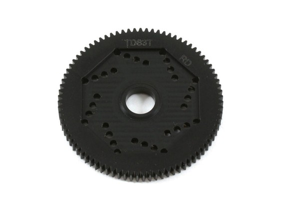 Révolution design 48DPX 83T R2 Precision Gear Spur pour Pad Type Hexa Slipper